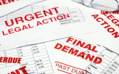 Things Debt Collectors Will Do