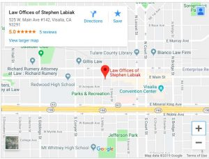 law offices of stephen labiak map